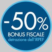 Bonus Fiscale del 50%