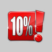 Buono sconto del 10%